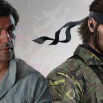 Oscar Isaac Metal Gear Solid