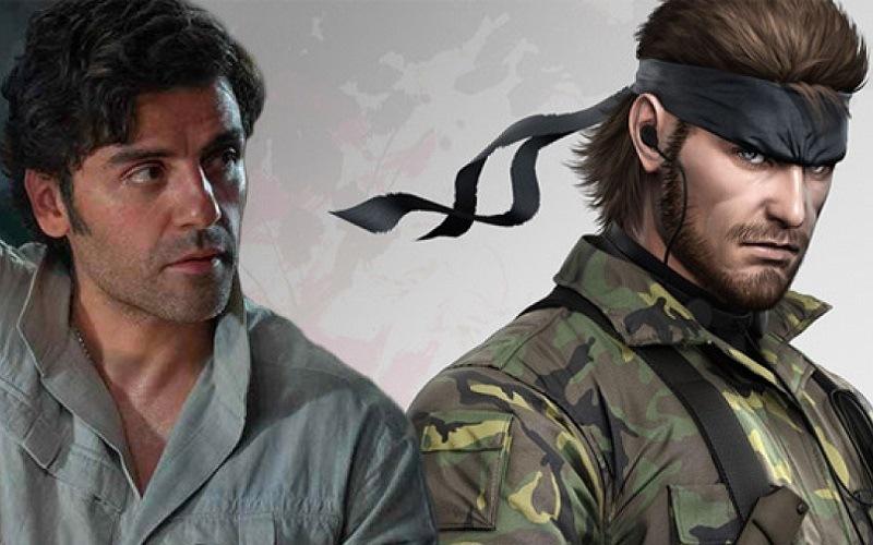 Oscar Isaac ha sido el elegido para protagonizar la adaptación cinematográfica de 'Metal Gear Solid'