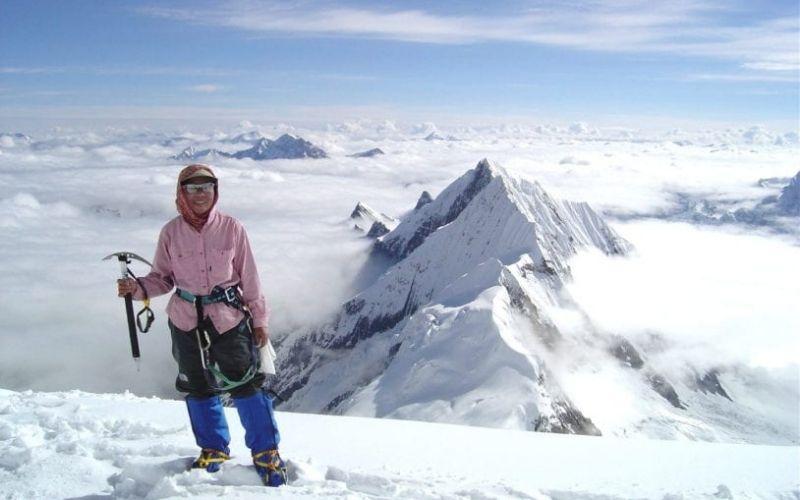 Junko Tabei: la primera mujer en coronar el Everest