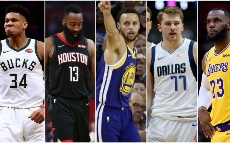 Los 25 mejores jugadores de la NBA de todos los tiempos